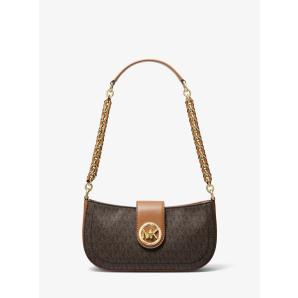 Michael Kors Carmen Extra-Small Logo Shoulder Bag