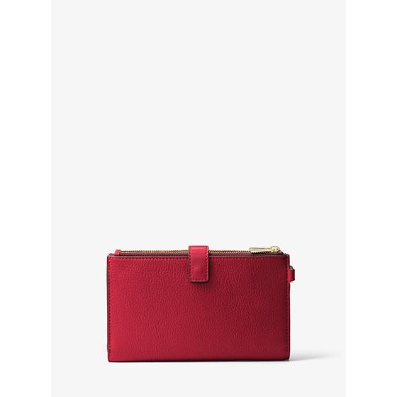 8e14eaa404e5 MICHAEL KORS Adele Leather Smartphone wallet 32T7GAFW4L