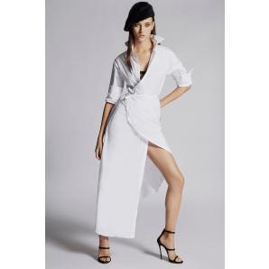 DSQUARED2 long shirt dress S75CU0925 S44131
