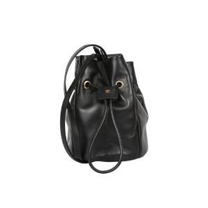 DSQUARED2 Drawstring Fastening Bag In Black HBW0029