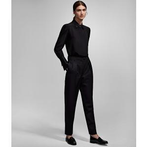 Karl lagerfeld Karl x carine silk shirt 200W1651