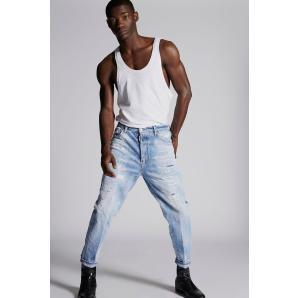 DSQUARED2 Light Piranha 80'S Jeans S71LB0613