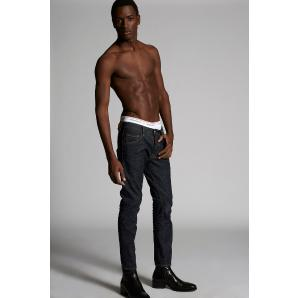 DSQUARED2 Resin 3D Skater Jeans S74LB0563