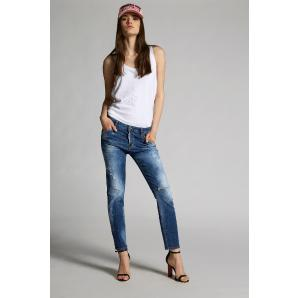 DSQUARED2 Cloudy Cool Girl Jeans S75LB0200
