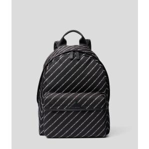 KARL LAGERFELD K/STRIPE LOGO BACKPACK 91KW3076