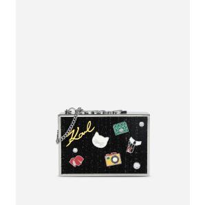 KARL LAGERFELD K/PINS POP MINAUDIÈRE 91KW3093