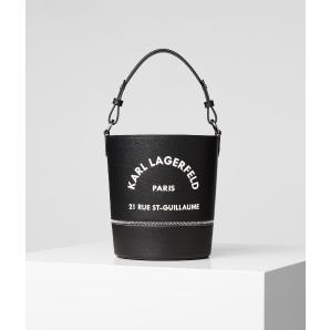 KARL LAGERFELD RUE ST-GUILLAUME BUCKET BAG 205W3085