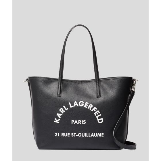 Karl Lagerfeld rue st. guillaume tote 201W3114-0