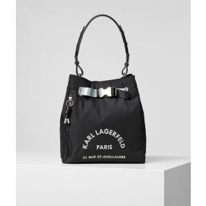 Karl Lagerfeld rue st guillaume medium hobo 201W3079