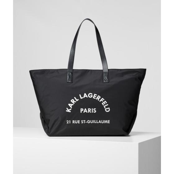 Karl lagerfeld rue st. guillaume tote 201W3076-0