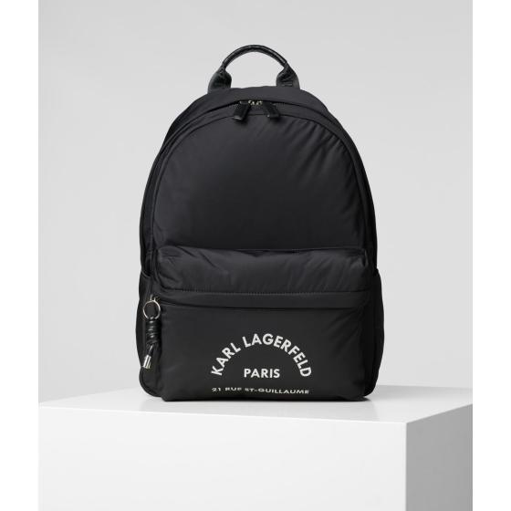 Karl Lagerfeld rue st. guillaume backpack 201W3075-0