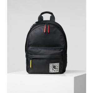 Karl Lagerfeld k/pixel nylon backpack 201W3127