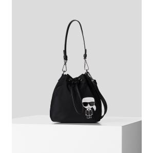KARL LAGERFELD k/ikonik bucket in nylon 205W3017