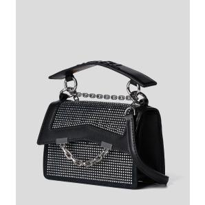 KARL LAGERFELD k/karl seven spake mini shoulder bag 206W3078