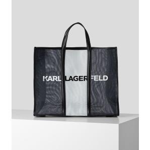 KARL LAGERFELD KARL ESSENTIAL LARGE TOTE BAG 211W3909