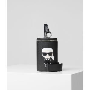 Karl Lagerfeld k/ikonik tubular pouch 201W3087