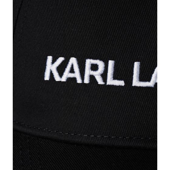 KARL LAGERFELD KARL ESSENTIAL LOGO CAP 205W3413-3