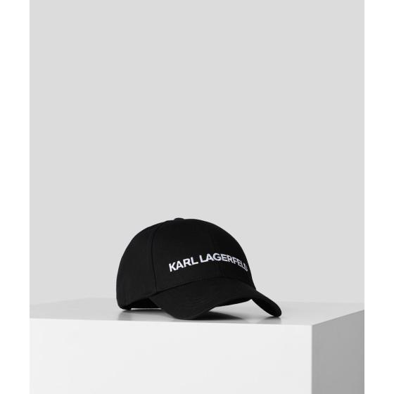 KARL LAGERFELD KARL ESSENTIAL LOGO CAP 205W3413-0