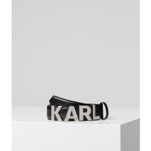 KARL LAGERFELD k/karl letters belt 201W3195
