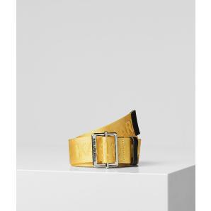Karl Lagerfeld k/karl logo webbing belt 201W3196