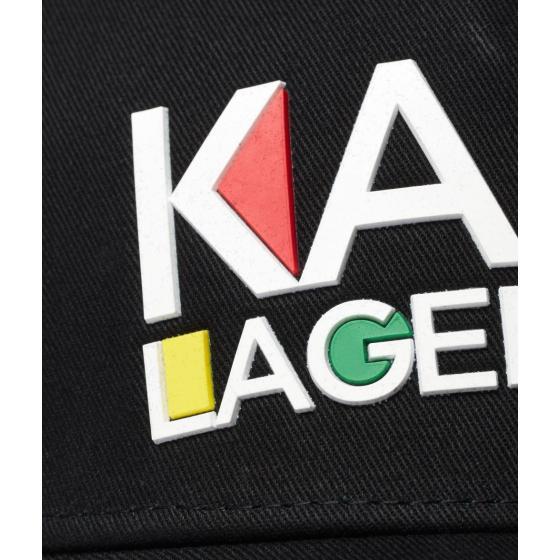 Karl Lagerfeld Karl bauhaus cap 201W3413-2