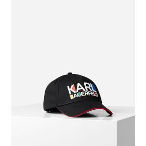 Karl Lagerfeld Karl bauhaus cap 201W3413
