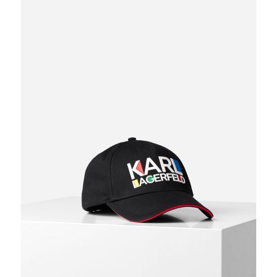 Karl Lagerfeld Karl bauhaus cap 201W3413-0