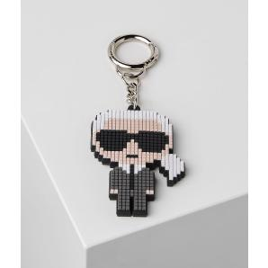 Karl Lagerfeld karl pixel keychain 201W3808