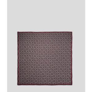 KARL LAGERFELD k/ikonik outline scarf 201W3310