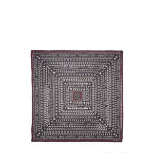 KARL LAGERFELD karl square scarf  205W3307