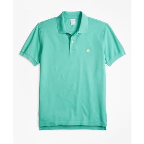 Brooks Brothers Slim Fit Supima® Cotton Performance Polo Shirt-Basic Colors 00100732
