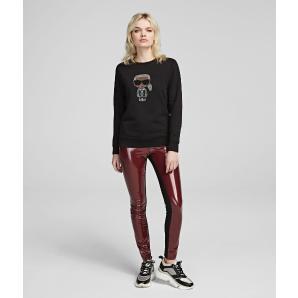 Karl Lagerfeld k/ikonik sparkle sweatshirt 96KW1821