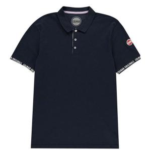 COLMAR ORIGINALS POLO SHIRT WITH CONTRASTING SLEEVE GUARDS 7671
