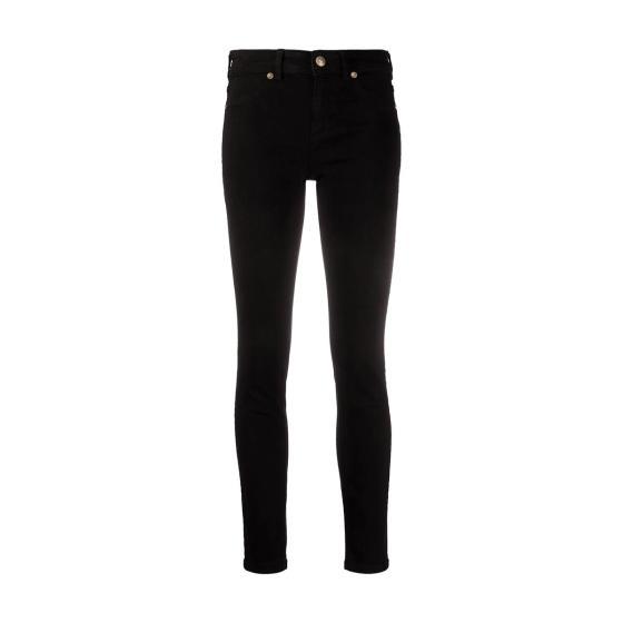 VERSACE black skinny jeans A1HWA0J5-0