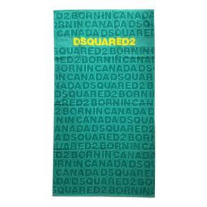 Dsquared2 beach towel D7P001920-800