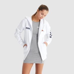 ELLESSE Serinatas hoodie white SGC03134