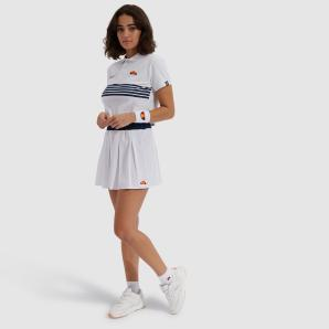 Ellesse annuziata skirt white SGE08476