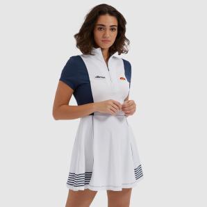 Ellesse Cazina dress white SGE08477