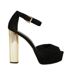 MICHAEL  KORS Paloma Suede Platform Sandal 40F8PAHS1D