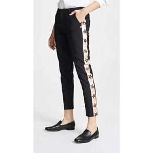 SCOTCH & SODA Embroidered Stretch Trousers 146689