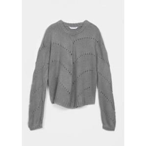 COMPANIA FANTASTICA open knit soft jumper FA20KAI26