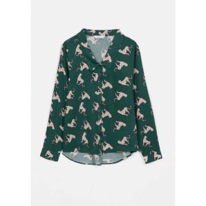 COMPANIA FANTASTICA jaguars print shirt FA20COC04