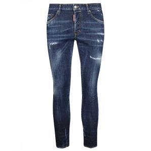 DSQUARED2 skater jeans S74LB1010