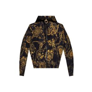 VERSACE JEANS COUTURE PATTERNED JACKET