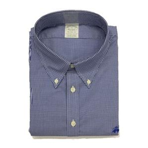 BROOKS BROTHERS BROOKS BROTHER MILANO FIT SHIRT NON IRON 00162455 41