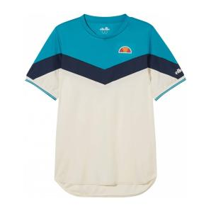 Ellesse cobra t-shirt off white SEE08664