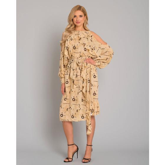 Oneteaspoon Azteca Gypsy Dress-0