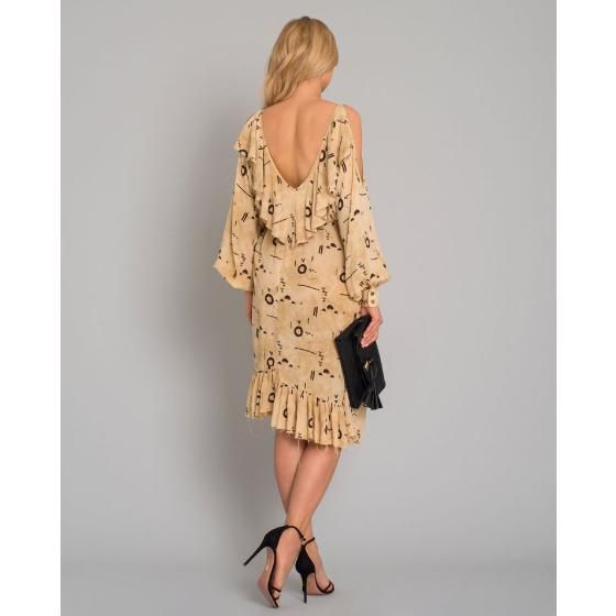 Oneteaspoon Azteca Gypsy Dress-1