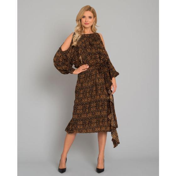 Oneteaspoon Africa Gypsy Dress-0