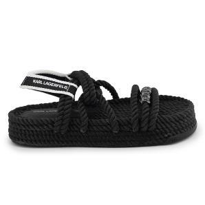 KARL LAGERFELD rope sandal KL80620